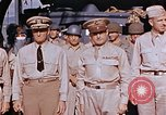 Image of USS Leonard Wood Pacific Theater, 1943, second 53 stock footage video 65675071669