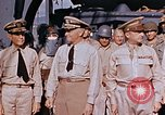 Image of USS Leonard Wood Pacific Theater, 1943, second 56 stock footage video 65675071669