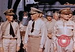 Image of USS Leonard Wood Pacific Theater, 1943, second 58 stock footage video 65675071669