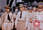 Image of USS Leonard Wood Pacific Theater, 1943, second 60 stock footage video 65675071669