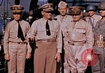 Image of USS Leonard Wood Pacific Theater, 1943, second 61 stock footage video 65675071669