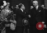 Image of Miguel Mariano Gomez Washington DC USA, 1936, second 29 stock footage video 65675071672