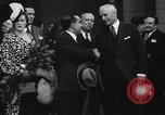 Image of Miguel Mariano Gomez Washington DC USA, 1936, second 30 stock footage video 65675071672