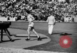Image of Relay race in 1936 Olympics Berlin Germany, 1936, second 23 stock footage video 65675071686