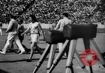 Image of Relay race in 1936 Olympics Berlin Germany, 1936, second 29 stock footage video 65675071686