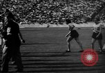 Image of Relay race in 1936 Olympics Berlin Germany, 1936, second 35 stock footage video 65675071686