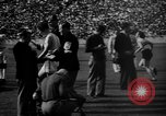 Image of Relay race in 1936 Olympics Berlin Germany, 1936, second 36 stock footage video 65675071686
