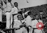 Image of Relay race in 1936 Olympics Berlin Germany, 1936, second 48 stock footage video 65675071686
