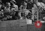 Image of Relay race in 1936 Olympics Berlin Germany, 1936, second 62 stock footage video 65675071686