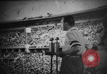 Image of Relay race medal ceremony 1936 Olympics Berlin Germany, 1936, second 2 stock footage video 65675071688