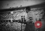 Image of Relay race medal ceremony 1936 Olympics Berlin Germany, 1936, second 5 stock footage video 65675071688