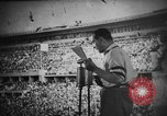Image of Relay race medal ceremony 1936 Olympics Berlin Germany, 1936, second 13 stock footage video 65675071688