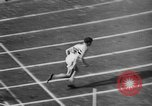 Image of Relay race medal ceremony 1936 Olympics Berlin Germany, 1936, second 15 stock footage video 65675071688