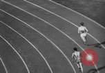 Image of Relay race medal ceremony 1936 Olympics Berlin Germany, 1936, second 21 stock footage video 65675071688