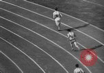 Image of Relay race medal ceremony 1936 Olympics Berlin Germany, 1936, second 22 stock footage video 65675071688