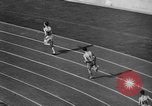 Image of Relay race medal ceremony 1936 Olympics Berlin Germany, 1936, second 23 stock footage video 65675071688
