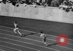 Image of Relay race medal ceremony 1936 Olympics Berlin Germany, 1936, second 24 stock footage video 65675071688