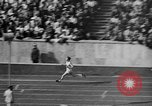 Image of Relay race medal ceremony 1936 Olympics Berlin Germany, 1936, second 28 stock footage video 65675071688