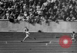 Image of Relay race medal ceremony 1936 Olympics Berlin Germany, 1936, second 29 stock footage video 65675071688