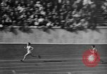 Image of Relay race medal ceremony 1936 Olympics Berlin Germany, 1936, second 30 stock footage video 65675071688