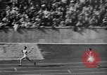 Image of Relay race medal ceremony 1936 Olympics Berlin Germany, 1936, second 31 stock footage video 65675071688