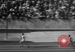 Image of Relay race medal ceremony 1936 Olympics Berlin Germany, 1936, second 32 stock footage video 65675071688