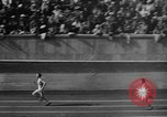Image of Relay race medal ceremony 1936 Olympics Berlin Germany, 1936, second 33 stock footage video 65675071688