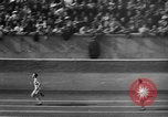 Image of Relay race medal ceremony 1936 Olympics Berlin Germany, 1936, second 34 stock footage video 65675071688
