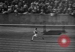 Image of Relay race medal ceremony 1936 Olympics Berlin Germany, 1936, second 38 stock footage video 65675071688