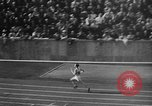 Image of Relay race medal ceremony 1936 Olympics Berlin Germany, 1936, second 39 stock footage video 65675071688