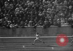 Image of Relay race medal ceremony 1936 Olympics Berlin Germany, 1936, second 43 stock footage video 65675071688