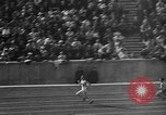 Image of Relay race medal ceremony 1936 Olympics Berlin Germany, 1936, second 44 stock footage video 65675071688