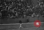 Image of Relay race medal ceremony 1936 Olympics Berlin Germany, 1936, second 46 stock footage video 65675071688