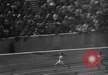 Image of Relay race medal ceremony 1936 Olympics Berlin Germany, 1936, second 47 stock footage video 65675071688