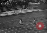 Image of Relay race medal ceremony 1936 Olympics Berlin Germany, 1936, second 49 stock footage video 65675071688