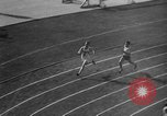 Image of Relay race medal ceremony 1936 Olympics Berlin Germany, 1936, second 50 stock footage video 65675071688