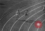 Image of Relay race medal ceremony 1936 Olympics Berlin Germany, 1936, second 52 stock footage video 65675071688