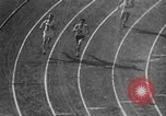 Image of Relay race medal ceremony 1936 Olympics Berlin Germany, 1936, second 53 stock footage video 65675071688