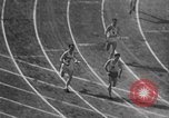 Image of Relay race medal ceremony 1936 Olympics Berlin Germany, 1936, second 55 stock footage video 65675071688