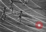 Image of Relay race medal ceremony 1936 Olympics Berlin Germany, 1936, second 56 stock footage video 65675071688