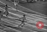 Image of Relay race medal ceremony 1936 Olympics Berlin Germany, 1936, second 57 stock footage video 65675071688