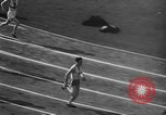 Image of Relay race medal ceremony 1936 Olympics Berlin Germany, 1936, second 58 stock footage video 65675071688
