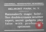 Image of weather forecasting New York United States USA, 1930, second 2 stock footage video 65675071705
