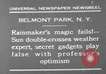 Image of weather forecasting New York United States USA, 1930, second 4 stock footage video 65675071705