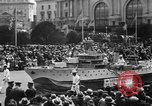 Image of anniversary of admission to Union San Francisco California USA, 1930, second 22 stock footage video 65675071706