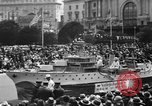 Image of anniversary of admission to Union San Francisco California USA, 1930, second 24 stock footage video 65675071706