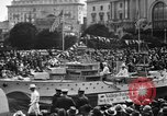 Image of anniversary of admission to Union San Francisco California USA, 1930, second 25 stock footage video 65675071706