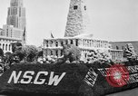 Image of anniversary of admission to Union San Francisco California USA, 1930, second 33 stock footage video 65675071706