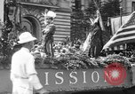 Image of anniversary of admission to Union San Francisco California USA, 1930, second 36 stock footage video 65675071706