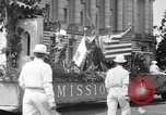 Image of anniversary of admission to Union San Francisco California USA, 1930, second 40 stock footage video 65675071706